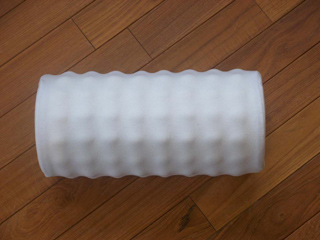 SRAP低反発枕 ボルスター レスポンス